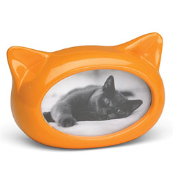 O.R.E Photo FrameMod Cat - Orange-H234